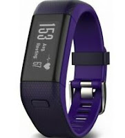 Garmin vivosmart HR Plus - Purple with Elevate Wrist HRM Technology