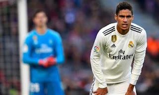 اللاعب فاران يتغيب في المباراة بين بلباو وريال مدريد