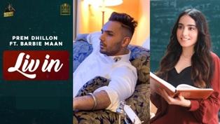 LIV IN Lyrics - Prem Dhillon & Barbie Maan