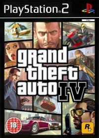 Grand Theft Auto IV PT-BR PS2 Torrent