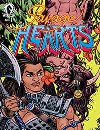 Savage Hearts Comic