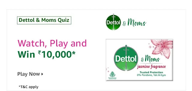 Which fragrances are associated with Dettol & Moms, as per the video?