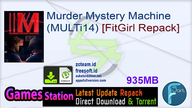 Murder Mystery Machine (MULTi14) [FitGirl Repack]