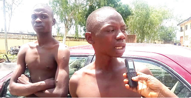 Nigerian Soldier Fighting Boko Haram Arrested For Robbery In Adamawa