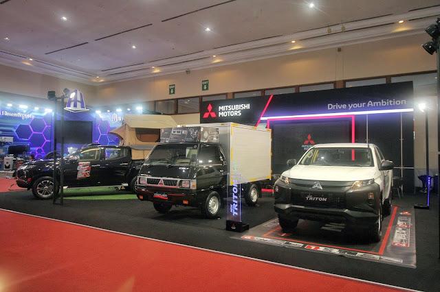 Mitsubishi GIICOMVEC 2020