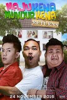 Download Film Maju Kena Mundur Kena Returns (2016) DVDRip KumpulMovieIndo
