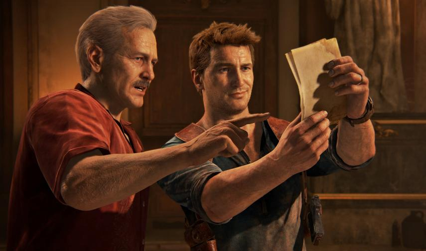UNCHARTED 4: THE THIEF'S DISENGAGEMENT