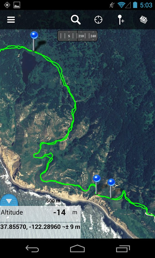 Gaia GPS: Topo Maps and Trails v6 0 6 Pro Apk [Latest]
