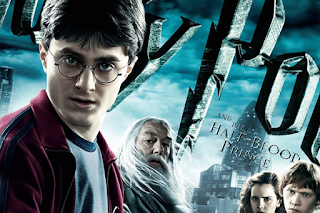 Harry Potter and the Half-Blood Prince US poster