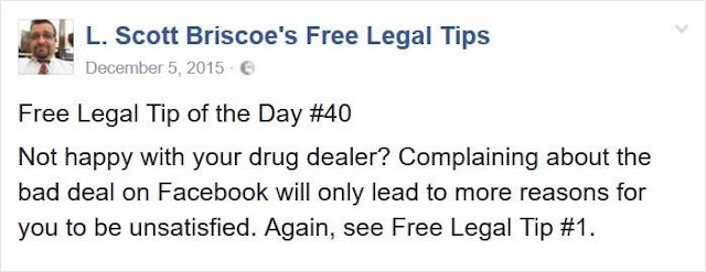 Free Legal Tips #40 @freelegaltips