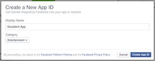 Masukan Nama Aplikasi Fb
