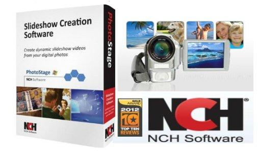 NCH PhotoStage Slideshow Producer v3.38 Professional