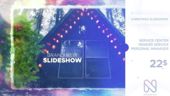 Videohive - Christmas Slideshow - 20967528