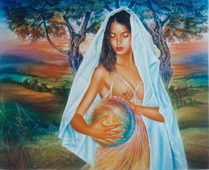 Современные художники Мозамбик