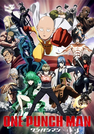 One Punch Man 12/12  + Ovas 03v1/?? [HD/VL][Sub Esp][MEGA]