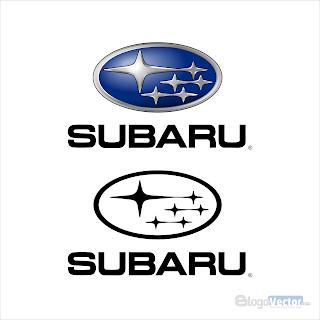 SUBARU Logo vector (.cdr)