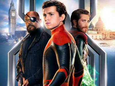 Spider-Man Far from Home in hindi