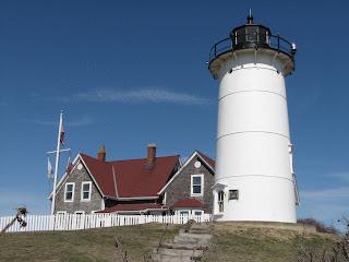Nobska Lighthouse Falmouth Cape Cod