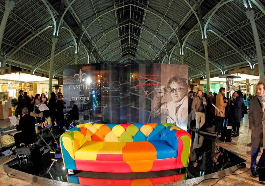 Ana torres feria de valencia 2015 muebles for Feria de muebles