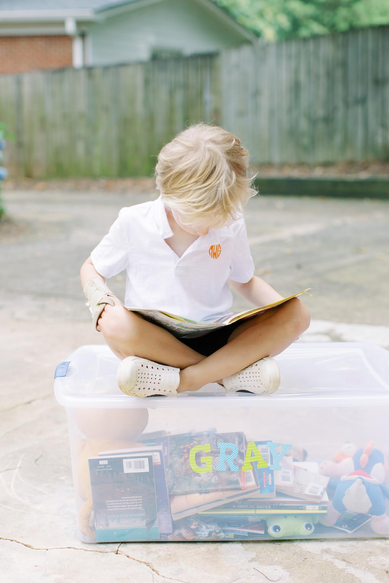 Budget Back To School Kid's Wardrobe