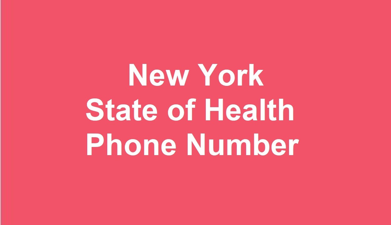 New York State of Health Customer Service Number