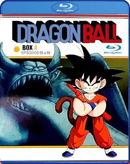 Dragon Ball – Box 4 [3xBD25]  *Con Audio Latino