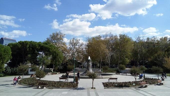 Taksim gezi parkı ( Dev albüm)
