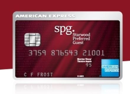 Changes to Amex cards in Canada: Amex SPG welcome bonus 25 K