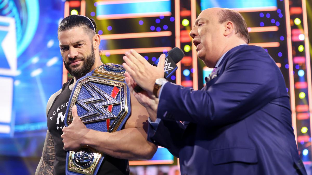 Cesaro pode entrar na rota do WWE Universal Championship