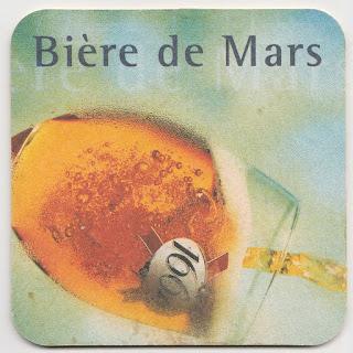 La biére de Mars de la 1664
