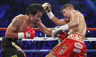 Manny Pacquiao Berhasil Menjadi Juara Baru WBO Kelas Welter