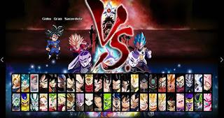 Dragon ball Heroes Mugen + [DOWNLOAD] 2020