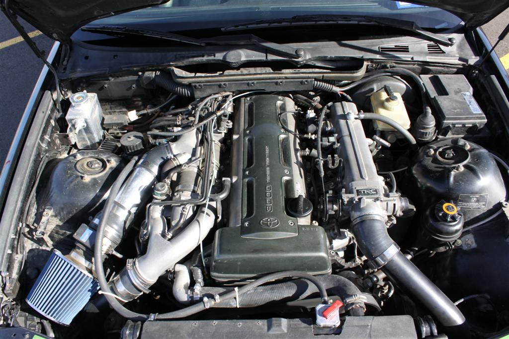 2003 Bmw 325i Twin Turbo Engine, 2003, Free Engine Image For User Manual Download