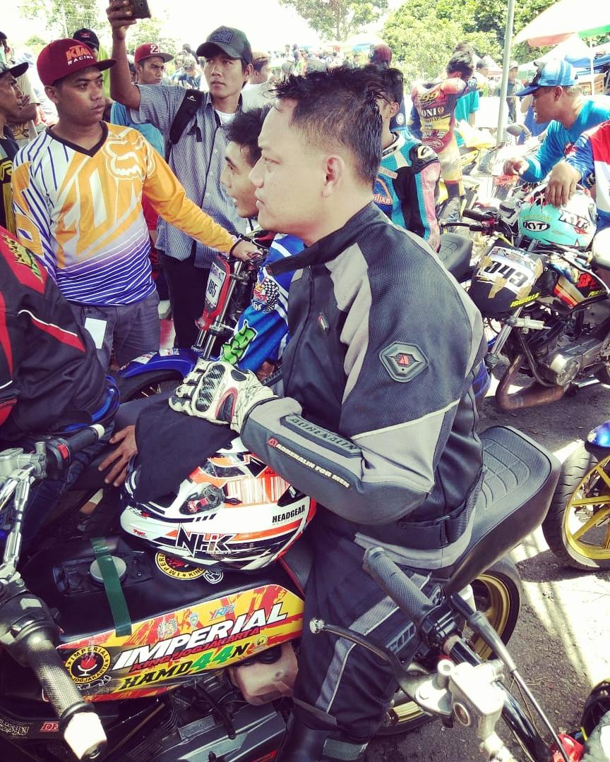 pembalap Komunitas RX King Jogja IMPERIAL KING JOGJAKARTA