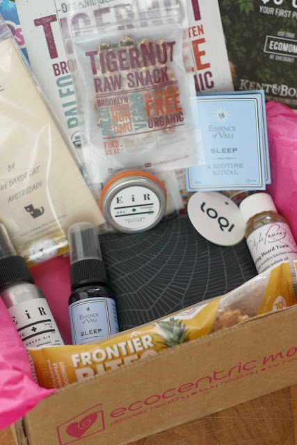 November 2015 Ecocentric Mom Subscription Box Review