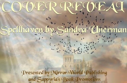 Cover Reveal for Spellhaven by Sandra Unerman