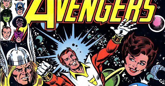 Marvel Comics of the 1980s: 1983: The Eros Avenger part I: A Starfox In The Hen House...