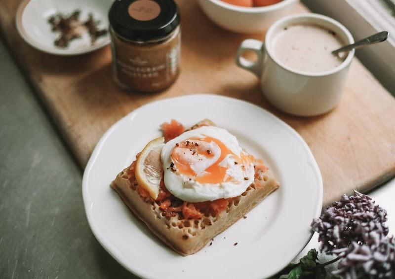 Rêveuse Recipe: An Easy Under 10 Minute Breakfast