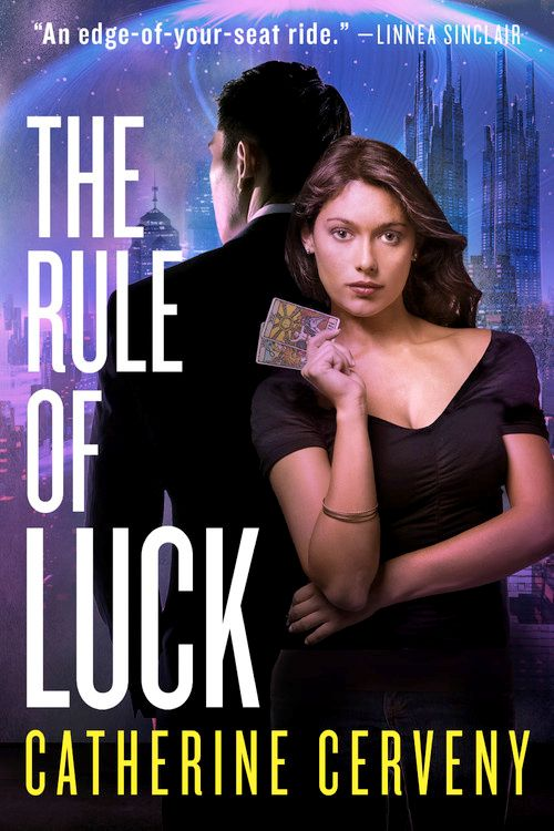 Interview with Catherine Cerveny, author of The Rule of Luck