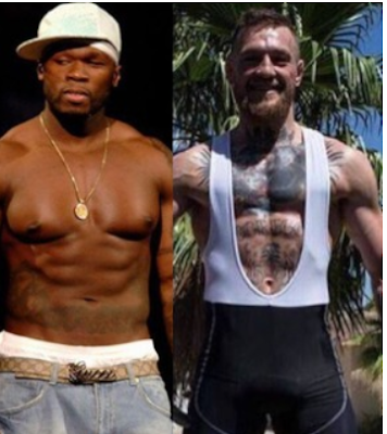 'You are a mad bastard, you need a bra' - Conor McGregor slams 50 cent