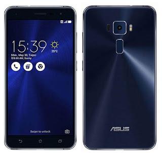 Spesifikasi dan Harga Asus Zenfone 3 ZE520KL, Ponsel Android Marshmallow Layar Super IPS 5,2 Inchi RAM 3GB