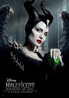 Maleficent - Mistress of Evil First Look Poster 3