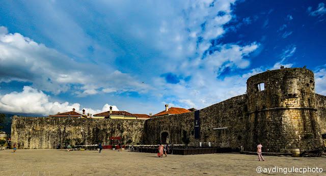 Fortification of Budva