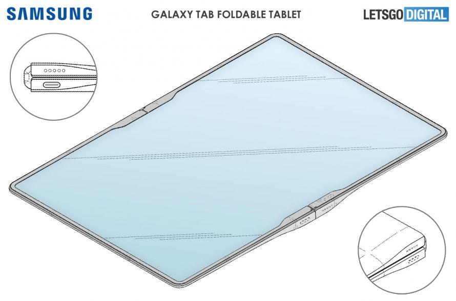 Samsung Galaxy Tab Açılması