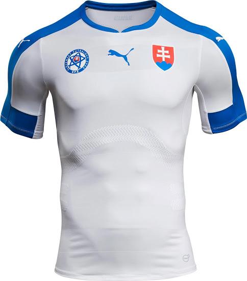 Jersey Slovakia EURO 2016