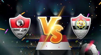 مباراة الانتاج الحربي وغزل المحلة بين ماتش مباشر 17-2-2021 والقنوات الناقلة في الدوري المصري