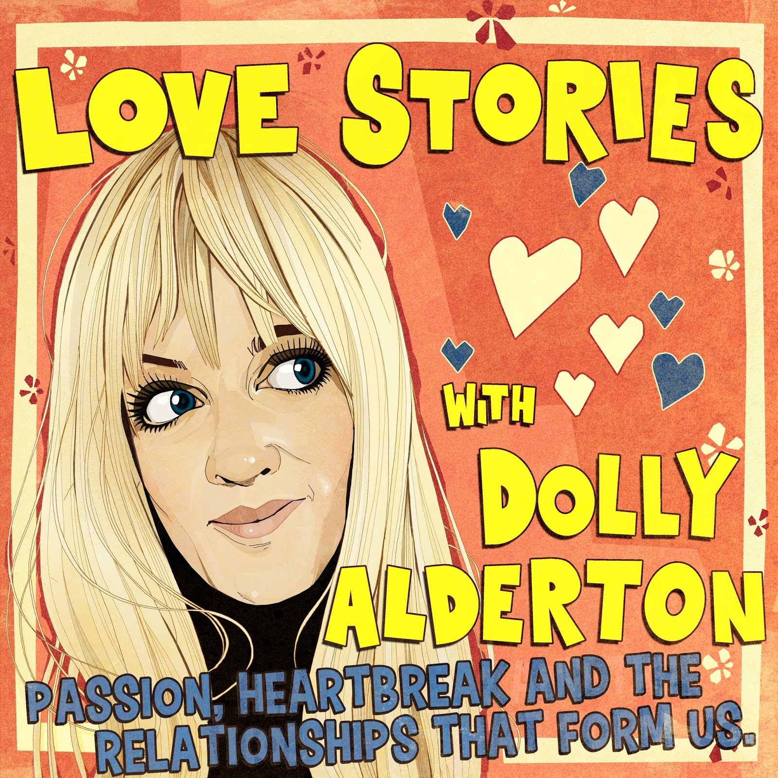 Love Stories podcast logo