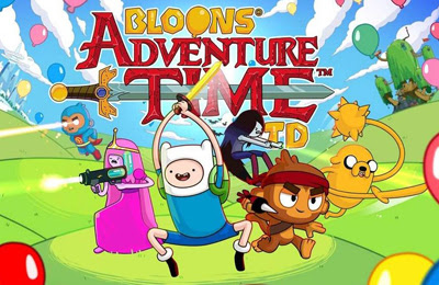 Bloons Adventure Time TD Mod Apk v1.0.6 Unlimited Money Terbaru