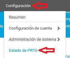PRTG: Migrar de servidor