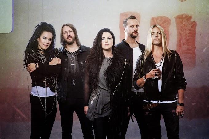 Evanescence'ın yeni albümü yayında: The Bitter Truth